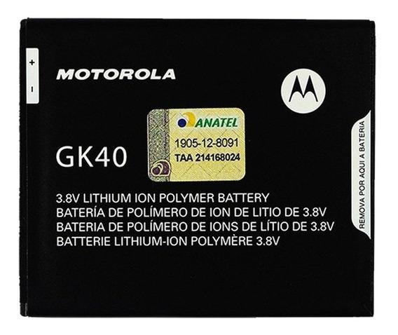 Bateria Moto G5 G4 Play Gk40