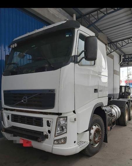 Volvo Fh12 480 6x4 2010 Tenho Fh 440 E 400 , 6x2 E 4x2