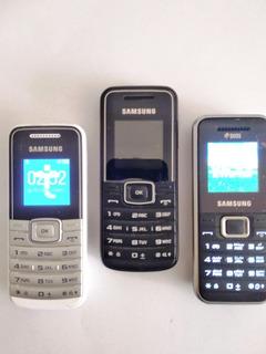 3 Celular Samsung Conserto Ou Retirar Peças Estado De Novo