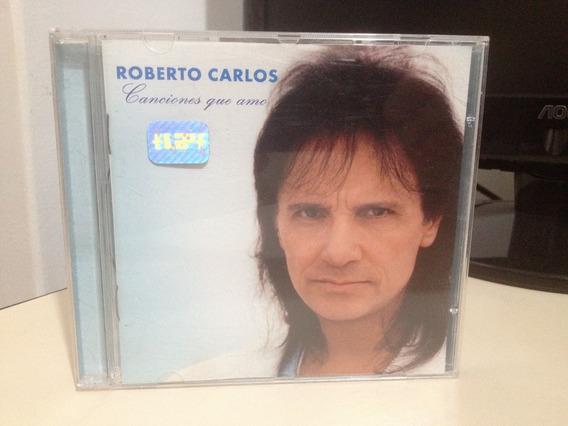 Cd - Roberto Carlos - Amor Sem Limite