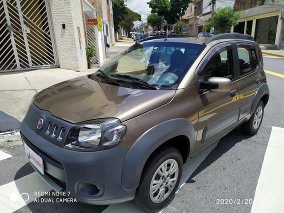 Fiat Uno 1.0 Evo Way 8v 4p 2012 - F7 Veículos