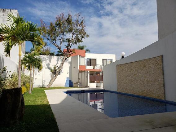 Venta Casa En Fracc. Col. Amp Chapultepec