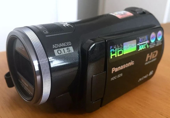 Filmadora Full Hd - Panasonic Hdc - Sd5