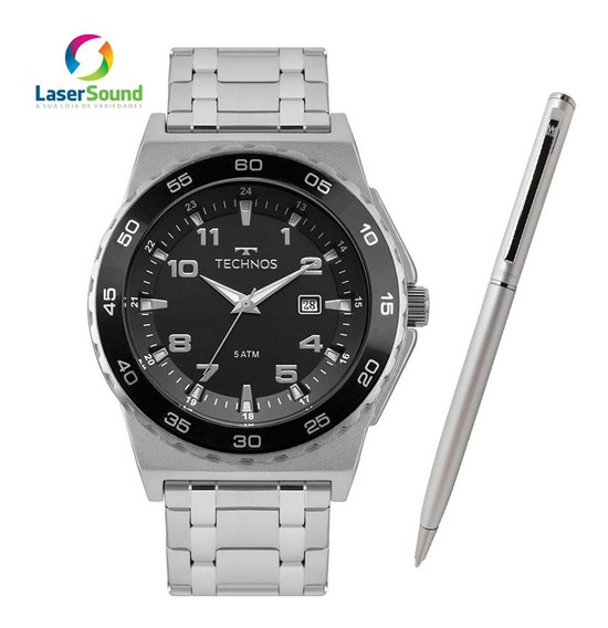 Relógio Technos Performance 2115mqm/1p C/ Garantia E Nf