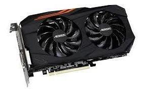 Placa De Video Radeon Rx 580 4g B256b Gddr5 Gigabyte Aorus