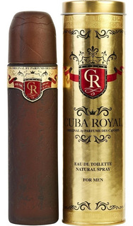Perfume Cuba Royal Edt 100 Ml Caballero