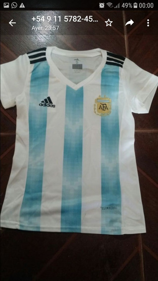 Super Imperdible Camiseta Argentina X Mayor