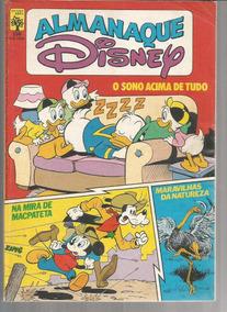 Almanaque Disney 158 - Abril - Bonellihq Cx08 B19