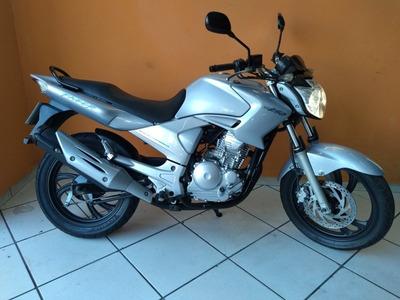 Yamaha Fazer 250 2010 Prata