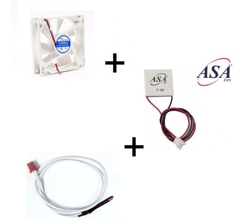 Cooler + Sensor + Pastilha Peltier Purificador Electrolux