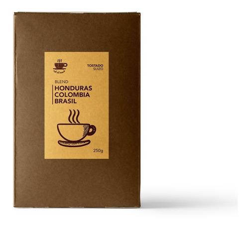Imagen 1 de 5 de Café Brasil Honduras Colombia