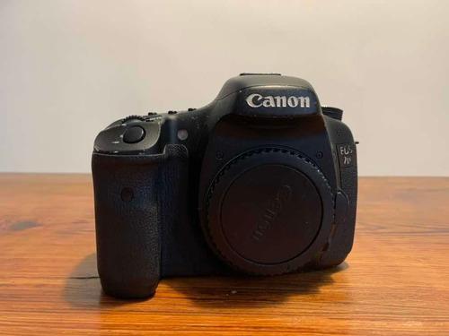 Câmera Canon 7d