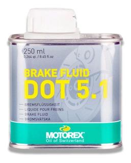 Liquido Freno Moto Enduro Motorex Dot 5.1 Ktm Solomototeam