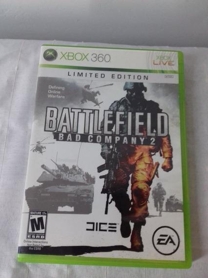 Battlefield: Bad Company 2 - Jogo De Xbox 360 - Original