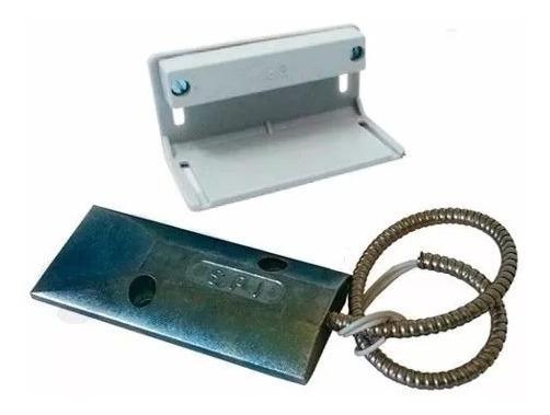 Sensor Magnetico Para Porta De Aco Mpi Stilus Policarbonato