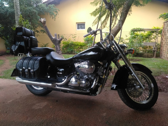 Honda Shadow 750 Ano 2007.