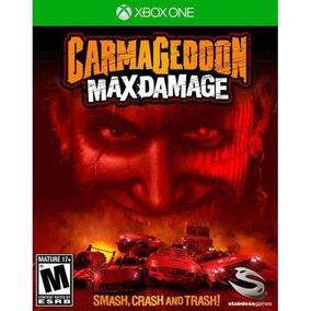 Camargeddon Max Damage Xbox One Midia Fisica Lacrado
