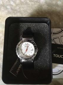 Relógio Touch Unissex - Novo