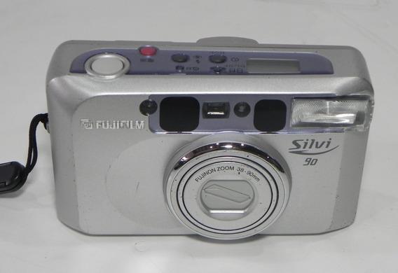 Câmera Fotográfica Fujifilm Silvi 90 Para Retirada De Peças