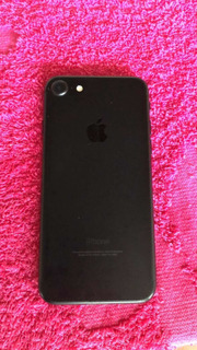 iPhone 7 Preto Mate 128gb