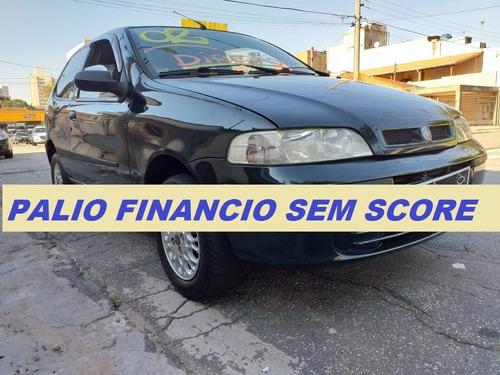 Fiat Palio Financio Como Score Baixo