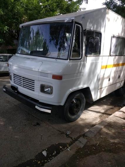 Motorhome Chevrolet Año 70 Capacidad 4 Personas