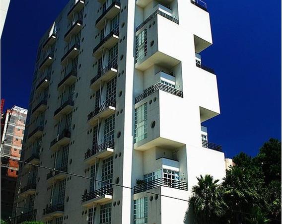 Apartamento Loft Alphaville, 83m2, 1 Dormitório E 2 Vagas