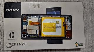Smartphone Sony Xperia Z2 D6503 Android Leia Descrição