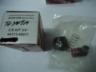Kit Reparacion Bombin Inf. Cluchet Toyota2f/3f (04313-60011)