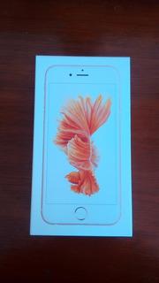 Caja Vacía Para iPhone 6s (fotos Reales)