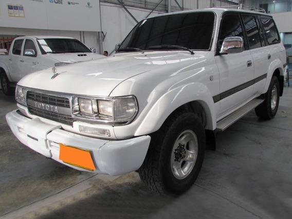 Toyota Land Cruiser Vx 4wd