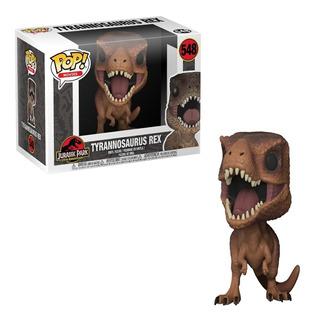Funko Pop 548 Jurassic Parck Tyrannosaurus Rex Playking