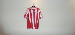 Camisa Da Seleção Do Paraguai 2011 - Original adidas - G