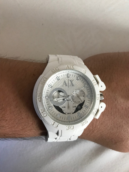 Relógio Ax 1190 - Branco