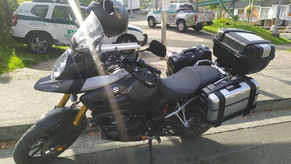 Impecable, Vstrom 1000 Abs Mod. 2016 Con Muchos Extras