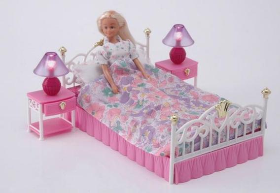 Juguetes El Dormitorio Para Muñecas Gloria
