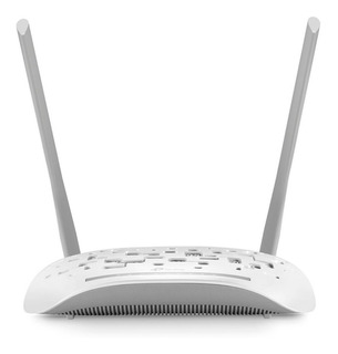 Router + Modem Tp-link Tl-w8961n 300m -aj Hogar
