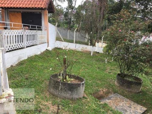 Imagem 1 de 18 de Chácara Com 3 Dormitórios À Venda, 1400 M² Por R$ 478.000 - Parque Cerejeiras - Suzano/sp - Ch0073