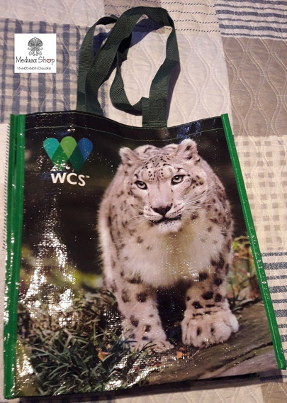 Bolsa Reutilizable Central Park Zoo Original