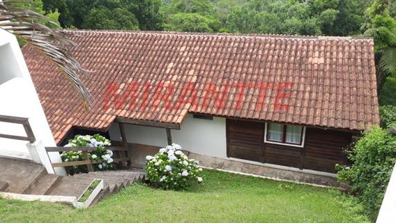 Casa Terrea Em Serra Da Cantareira - São Paulo, Sp - 331766