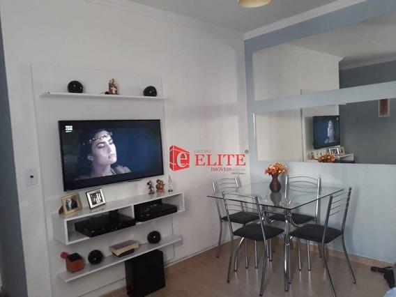 Apartamento Com 2 Dormitórios À Venda, 49 M² Por R$ 175.000,00 - Jardim América - São José Dos Campos/sp - Ap3915