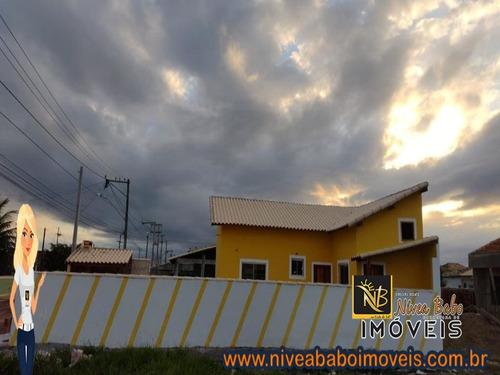 Imagem 1 de 7 de Casa Em Unamar Cabo Frio Casa Super Linda Em Unamar Cabo Frio Região Dos Lagos - Vcac 384 - 69819287