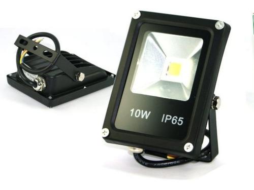 Foco Reflector Led 10w Ip65 Luz Fría