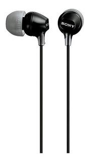 Audifonos Sony Mdr Ex15lp Originales Para Celulares Tablets
