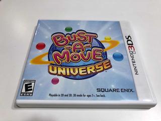 Bust A Move Universe (puzzle Bobble) 3ds