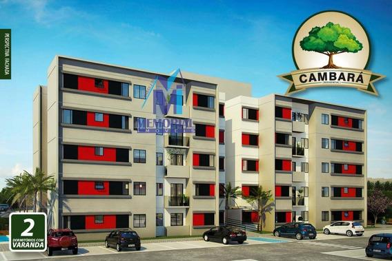 Apartamento A Venda No Bairro Centro Em Monte Mor - Sp. - 273-1