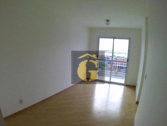 Apartamento Com 2 Dormitórios Para Alugar, 47 M² Por R$ 1.230/mês - Quinta Da Paineira - São Paulo/sp - Ap0561