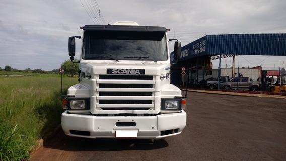 Caminhão Scania 113h 320 1997/batatais Caminhões