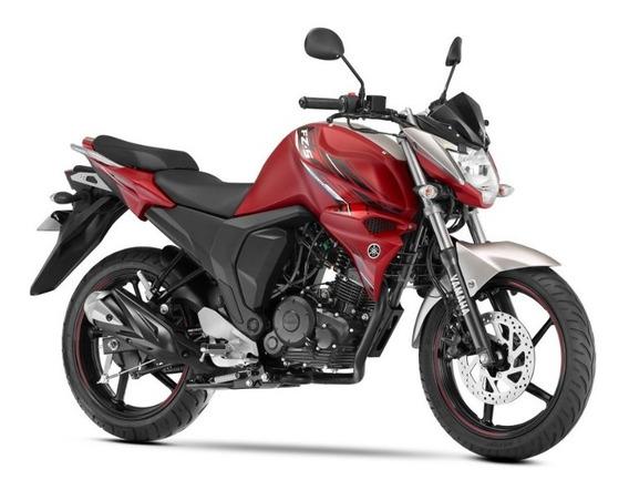 Yamaha Fz Fi S Inyeccion Ciclofox Moto Ctas Sin Interes