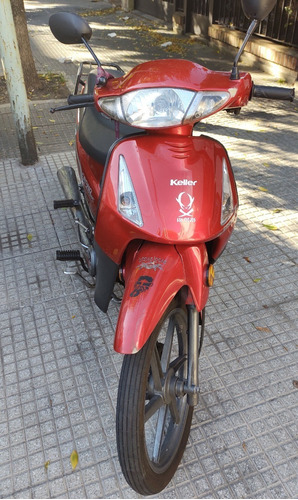 Keller 110 Crono Classic Full Motos Scooter Delivery Usb